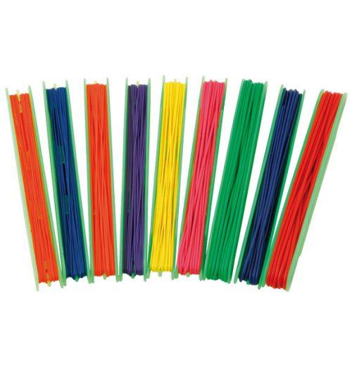 Coloured pure latex