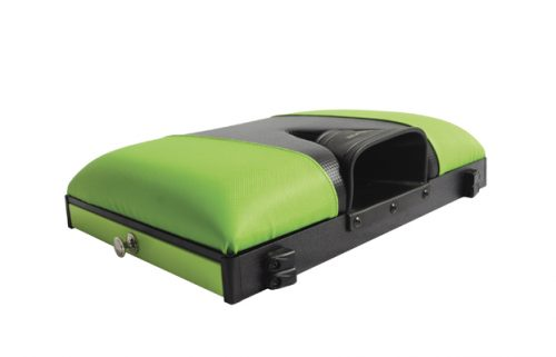 MXi pole seat with cross drawer
