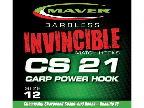 Invincible CS21 hooks