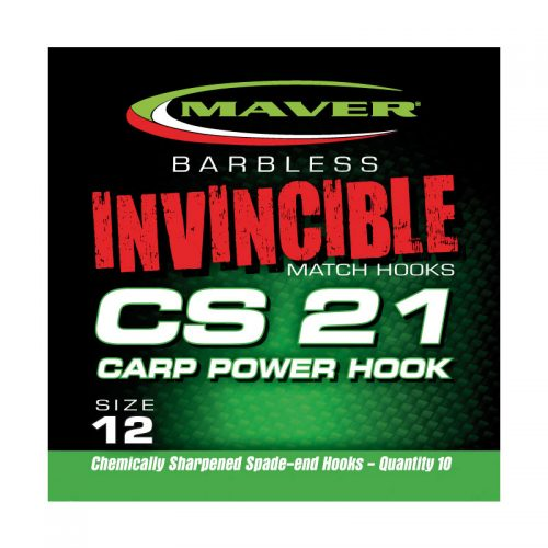Invincible CS21 hooks