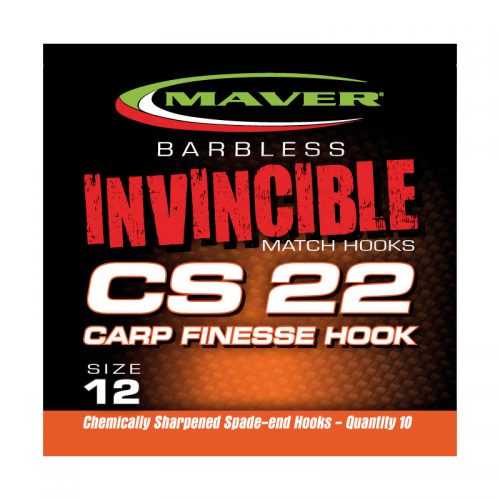 Invincible CS22 hooks