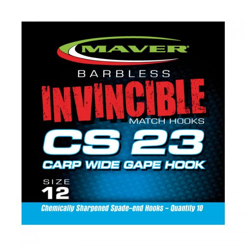 Invincible CS23 hooks