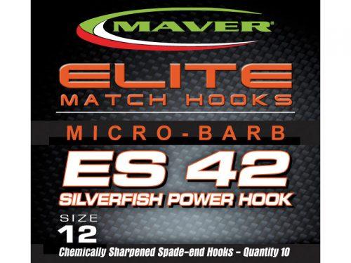 Elite ES42 hooks