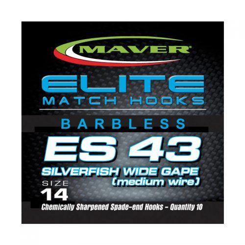 Elite ES43 hooks