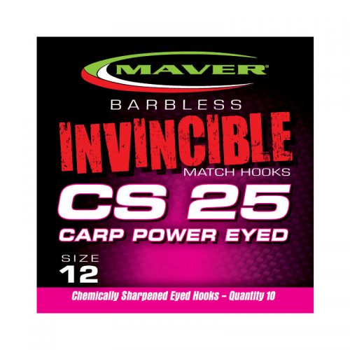 Invincible CS25 hooks