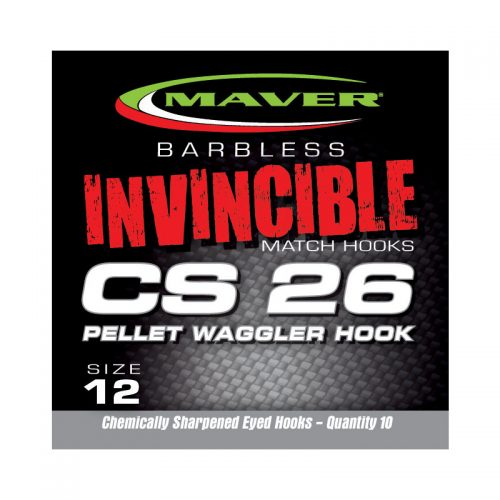 Invincible CS26 hooks