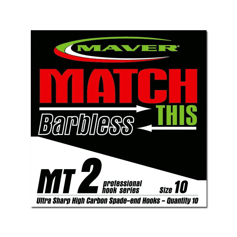 Maver CS25 Hooks
