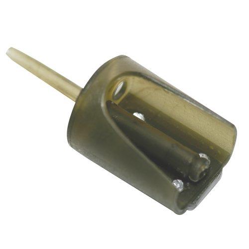 Pellet in-line feeder