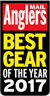Anglers Mail Best Gear of the Year 2017 Winner