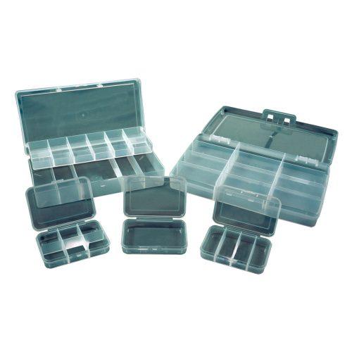 Multi comp. accessory boxes