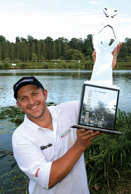 2012 Champion Les Thompson