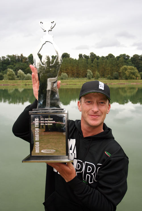2014 Champion Chris Cameron
