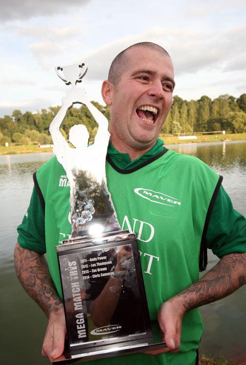2015 Champion Pete Upperton
