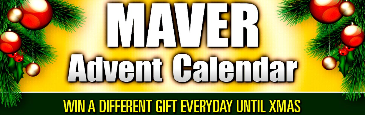Win every day with Maver