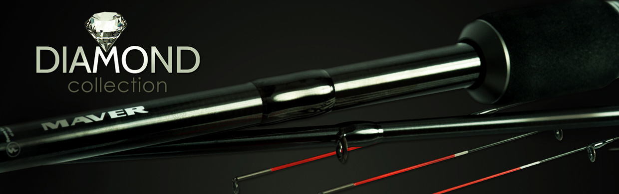 Diamond feeder rods