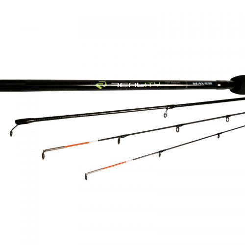 Reality feeder rods