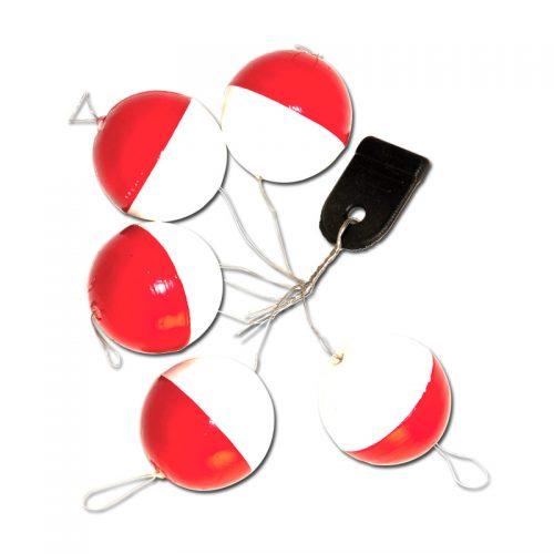 Pop-up rig floats