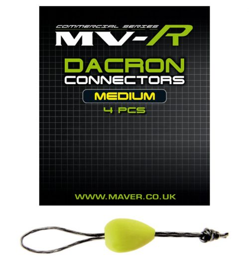 MVR dacron connectors