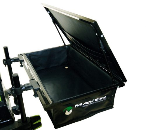 MVR feeder side tray