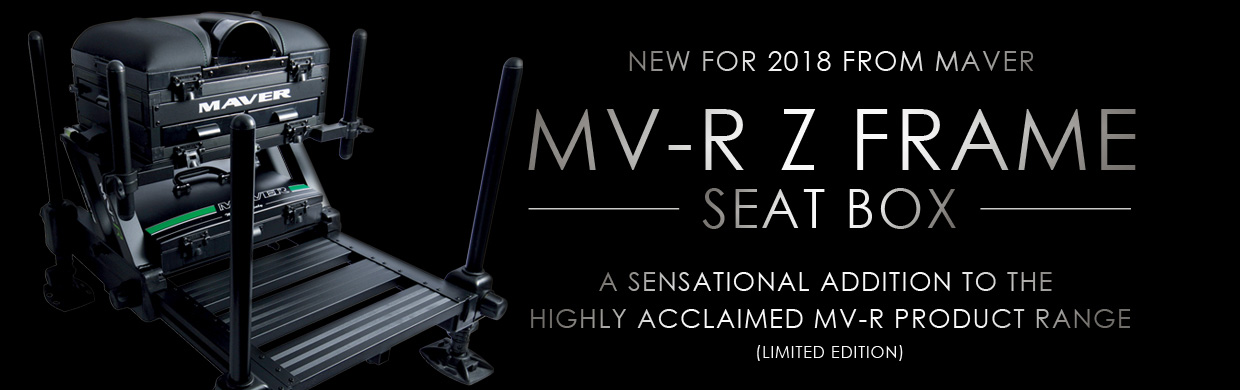 The all new MV-R Z frame seat box
