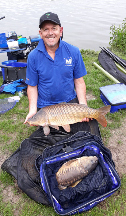 Trevor Wyse was able to find the fish on what was a difficult qualifier event for most