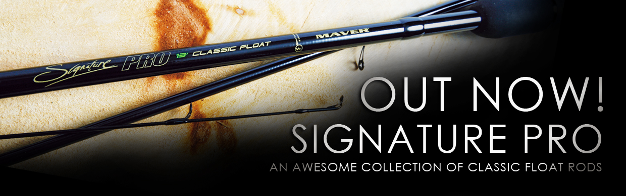 Signature Pro rod range available now