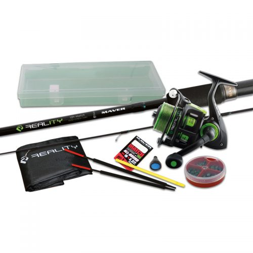 Float fishing kit contents
