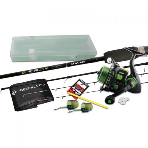 Feeder fishing kit contents