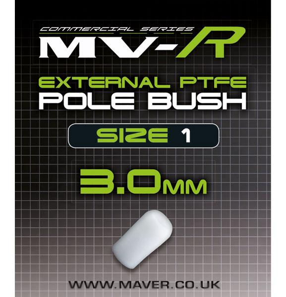 6.5mm Maver MVR External PTFE Pole Bush size 7