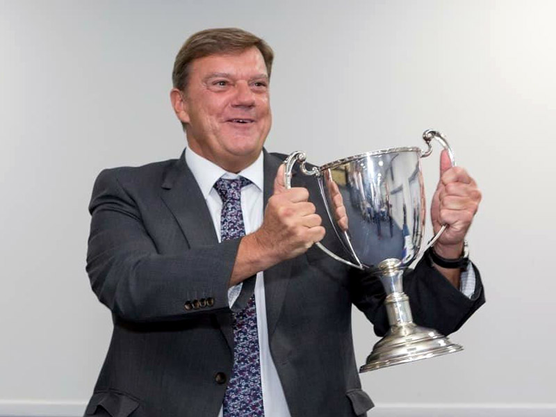 Individual Champion, Dave Parker