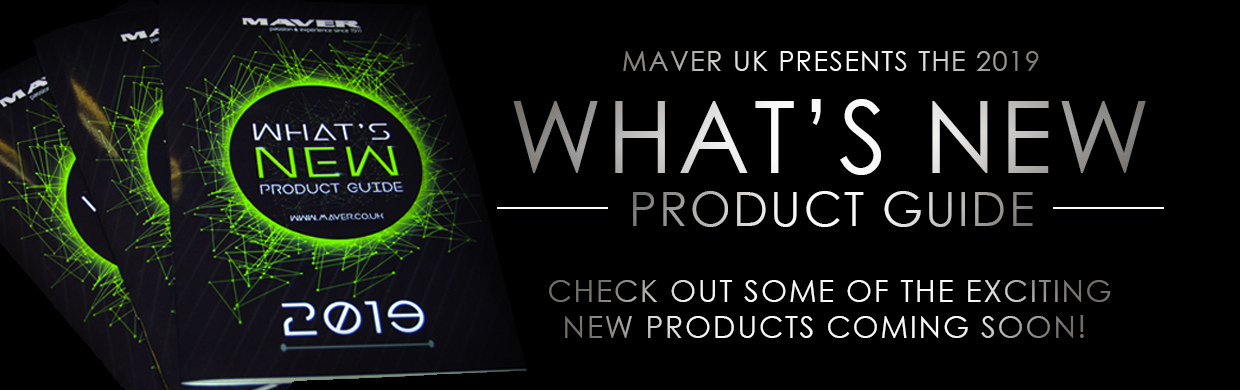 2018-2019 New Product Guide - Out NOW
