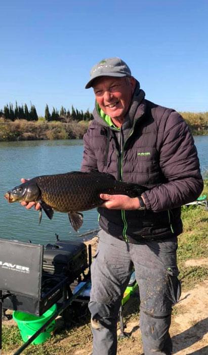 Iberian Masters Day 2 catch
