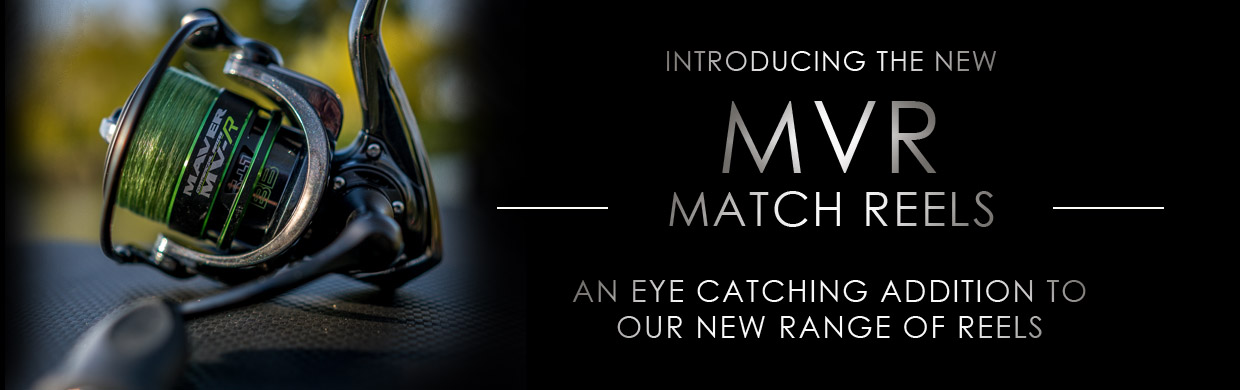 MVR front drag match reels