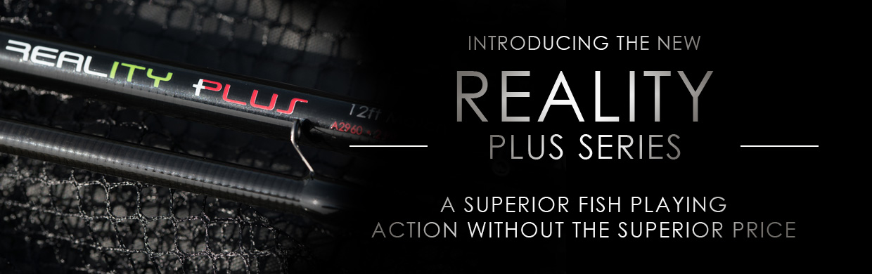 Reality Plus rods